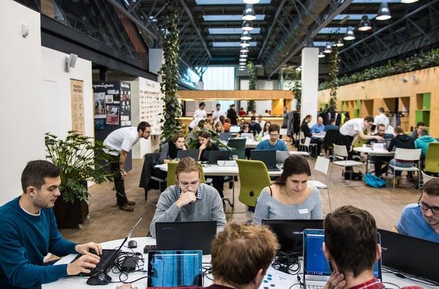 open space hackathon brno